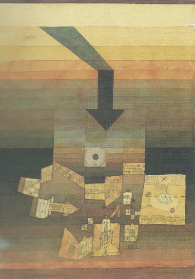 Le Point Visé, Paul Klee 1922