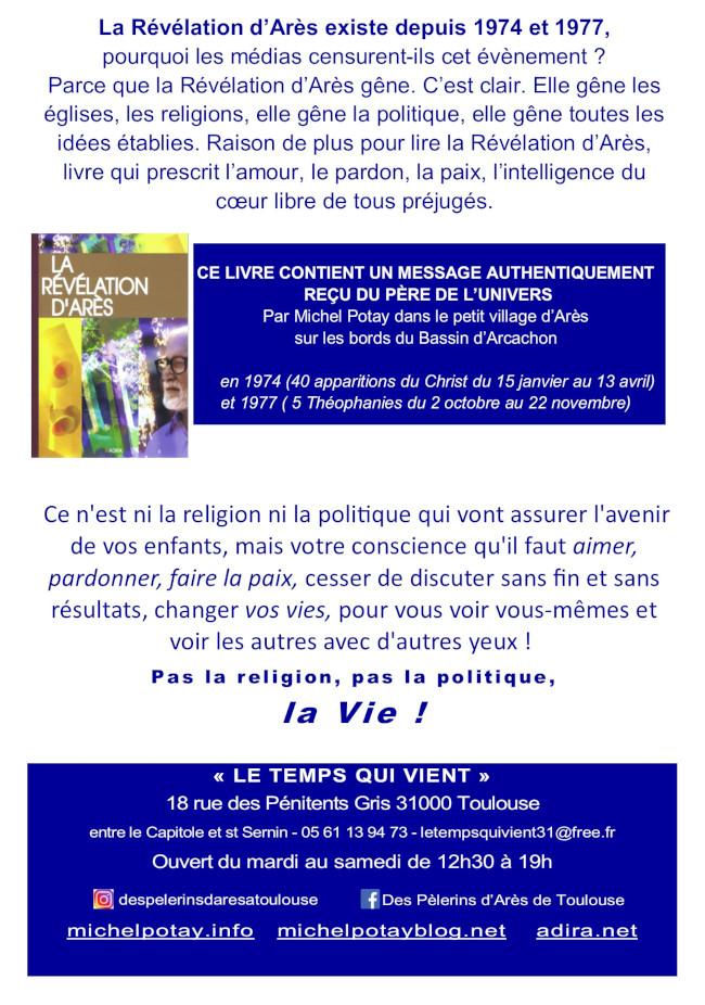 Gilet Jaune Toulouse recto GiletJ Jaune Toulouse verso 3834567c561e
