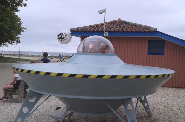 Extraterrestre Août 2016