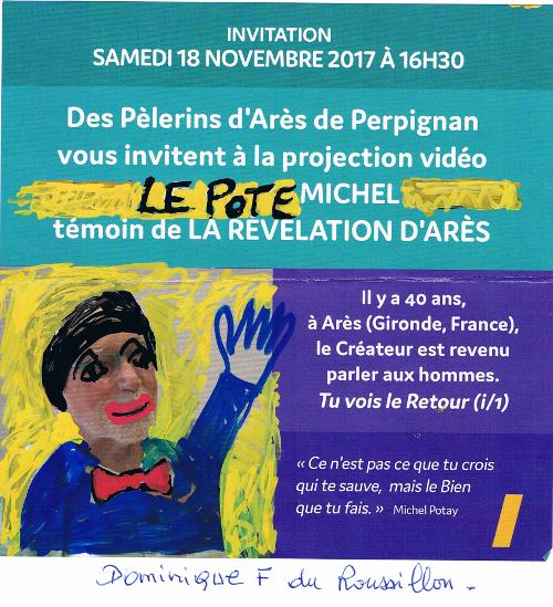 Perpignan  Invitation au 18-11-2017 f5a6d8386ba3