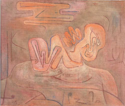 Catastrophe du sphinx (Paul Klee)